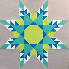 Sew this beautiful feathered star block with no y seams AND no paper piecing! This post also contains helpful info for sewing any straight-set quilt top with sashing and borders.
