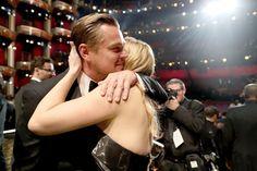 Pin for Later: Hinter den Kulissen: Die 13 besten Backstage-Fotos der Oscars Leo…