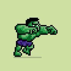 8-Bit Hulk