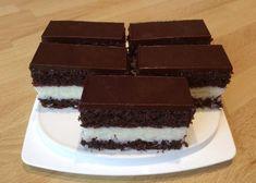 Cake Bars, Cake & Co, Czech Recipes, Ethnic Recipes, Cake Cookies, Soul Food, Tiramisu, Ale, Food And Drink