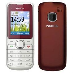 Nokia C1-01 Red