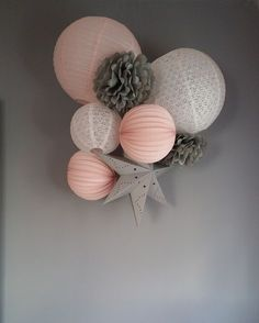 Gray and powder pink girl bedroom decor rnrnSource by Pink Bedroom For Girls, Little Girl Rooms, Pastel Pink, Pink Grey, Closet Bedroom, Bedroom Decor, Bedroom Ideas, Small Chalkboard, Deco Rose