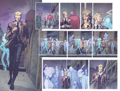 CONSTANTINE Gets His Edge Back In New HELLBLAZER | Newsarama.com