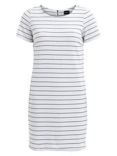 VITINNY - SHORT SLEEVED DRESS
