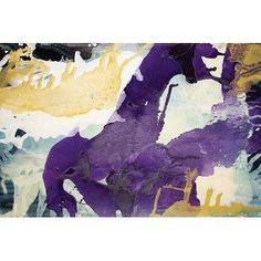 """Mercer41 Fresh Painting Print on Wrapped Canvas Size: 18"""" H x 26"""" W x 1.5"""" D"""