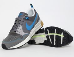 #Nike Lunar Pegasus 89 Grey Blue #Sneakers
