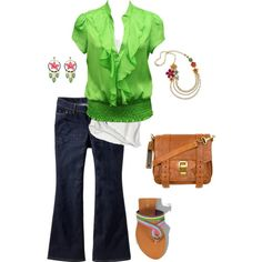Trendy Plus Size, created by jennifer-elmore-pascual on Polyvore Online Personal Shopping on Facebook page My Fashion Chick
