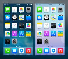 #iOS7 #iOS