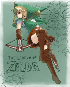 The Legend of Linkle