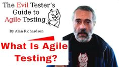 What Is Agile Testing? A Software Testing FAQ and Definition Overview https://youtu.be/6Jnw1jMjSY4