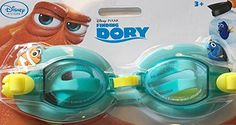 Disney Store Finding Dory Swim Goggles  Kids ** Find out more about the great product at the image link.Note:It is affiliate link to Amazon.