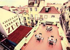 Galeria Zé dos Bois, Bairro Alto. Lisbon #Portugal