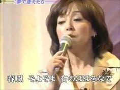 Hiromi Iwasaki  & Yoshimi Iwasaki -  Yume de mochi aetara - 岩崎良美 & 岩崎宏美 - 夢で逢えたら