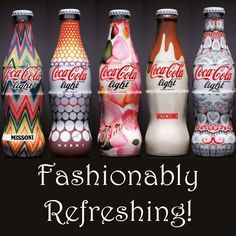 Botellas de Coca-Cola originales II