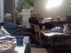 Bill Considine and Gregory Crosby