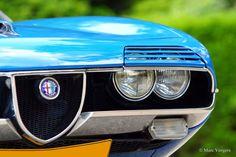 Alfa Romeo Montreal, 1973.