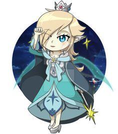 Super Alfheim Online Sea Star Rosalina By MaeriRyuagu17