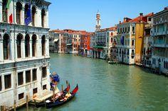 Venezia - Venezia, canal grande