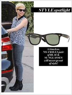 Style Spotlight: Michelle Williams - Celebrity Style and Fashion from WhoWhatWear