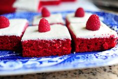 Pioneer Woman Red Velvet Sheet Cake