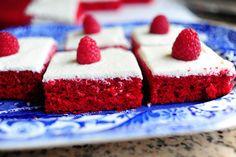 Pioneer Woman Red Velvet Sheet Cake