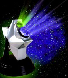 Amazing Laser Stars Projector