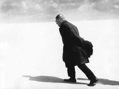 Antanas Sutkus - Jean Paul Sartre, 1965