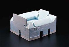 Masamichi Yoshikawa,  Handbuilt porcelain