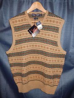 Missoni Mens Designer Italian Geek Fashion Chevron Knit Wool ...