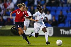 Norway Women | Maren Mjelde England Women v Norway Women - International Friendly