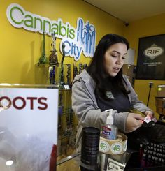HealthMedical marijuana a challenge for legal pot statesA year into the nation's experiment with legal, taxed marijuana sales, Washington and Colorado find themselves wrestling not with the federal...
