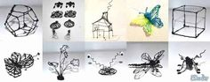 This is crazy awesome! Your drawings can come to life with this 3D pen!