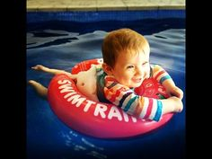 """SWIMTRAINER """"Classic"""" swimming aid for children aged 3 months to 4 years Learn To Swim, Kids Health, Age 3, 4 Years, Cute Pictures, Parenting, Swimming, Teaching, Children"""