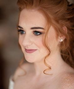 Sarah looking picture perfect and beautiful hair that was just stunning. Definitely Photos info: www. Bridal Make Up, Bridal Hair, Wedding Photos, Wedding Day, Top Wedding Photographers, Bridal Makeup Looks, Bride Hairstyles, Dublin, Hair Goals