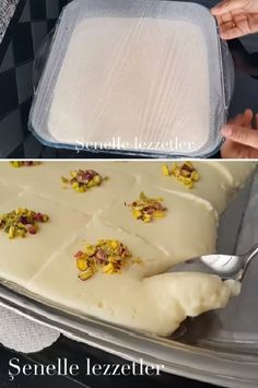 Turkish Sweets, Turkish Kitchen, Cake Cookies, Sheet Pan, Food Art, Food To Make, Food And Drink, Healthy Recipes, Desserts