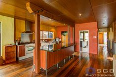 Real Estate Photography - Beach House - Mackay Queensland - SGB Photography