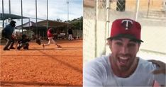 William Levy se emociona con el jonrón de su hijo para empatar el juego (VIDEO) #DeCubayloscubanos #emociona #hijo #WilliamLevy