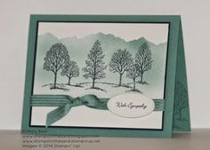 Today's card features our longest running stamp set:   Lovely as a Tree .     If you want a set that literally can be used for any occa...