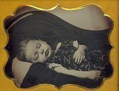 Thanks to Boatswain for the image.  Post Mortem Photography.