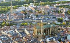 metz - Google Search Merovingian, Roman City, The Old Republic, Dolores Park, Germany, Europe, History, Architecture, Travel