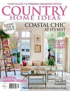 Vol 12: No 4 | Country Home Ideas | The Country Lifestyle Magazine