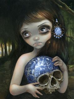 Jasmine Becket-Griffith's Magical Thinking @ Corey Helford Gallery • Beautiful Bizarre Magazine