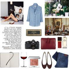 8ème arrondissement by doucefolie featuring chanel perfume