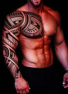 Tribal shoulder and chest tattoo - tattoo - # chest # for # shoulder # tattoo . # maori tattoos - maori tattoos - Tribal tattoo for shoulder and chest tattoo - Maori Tattoo Meanings, Maori Tattoos, Samoan Tribal Tattoos, Tribal Tattoos For Men, Marquesan Tattoos, Body Art Tattoos, Tattoos For Guys, Guy Tattoos, Turtle Tattoos