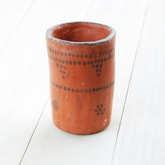 Clayey or Muddy Mug ブラウンの陶器カップ - Beckyson ベッキーソン http://www.beckyson.co/?pid=69134426