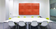 Seeyond 3D Acoustic wall facings