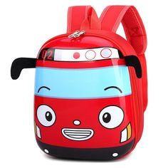 Mochilas Escolares, Grandes Infantiles En Varios Colores Y Estampados Children's Backpack, 44 cm