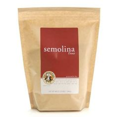King Arthur Semolina Flour - 3 lb.