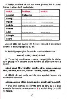 201944440 carti-culegere-de-exercitii-si-texte-gramaticale-clasele-1-… Jurassic World Indominus Rex, School Lessons, Classroom, Logos, Class Room, Logo
