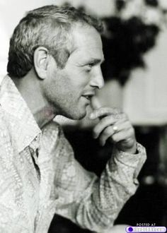 paul newman profile... sweet